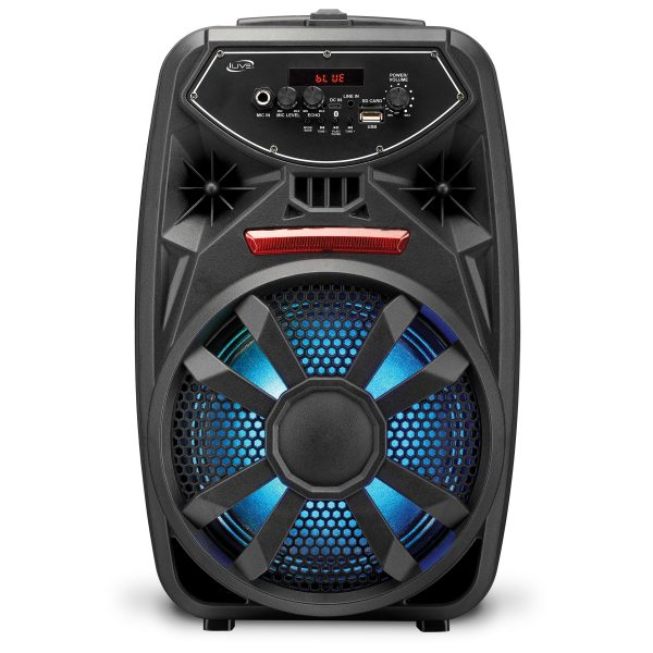 Bluetooth Tailgate Speaker, ISB380B, Black